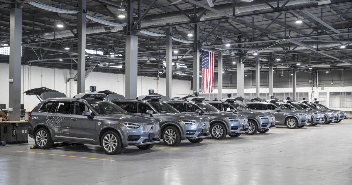 Uber présente VerCD : la plateforme d'IA qui propulse ses véhicules autonomes