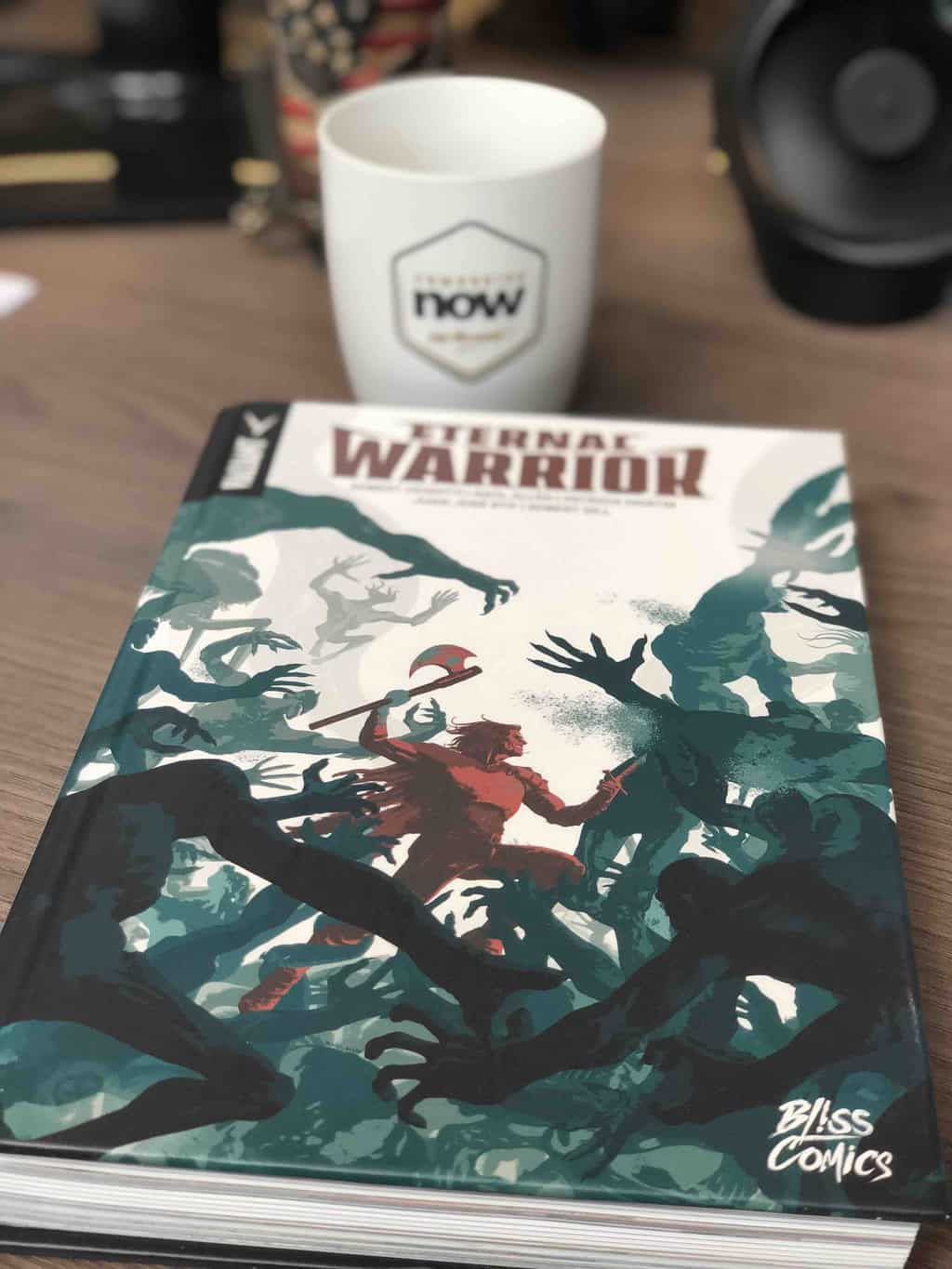 valiant comics eternal warrior