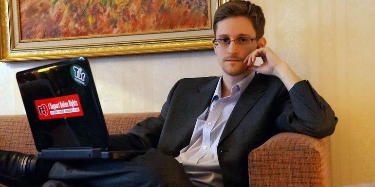 Snowden Edouard