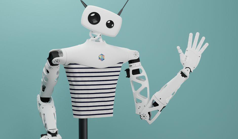 Robot Reachy