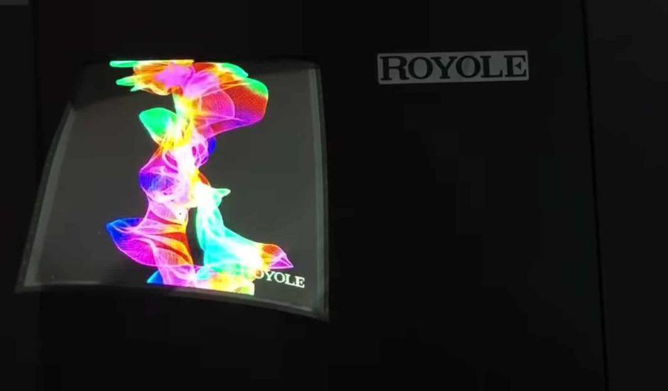 Royole Oled