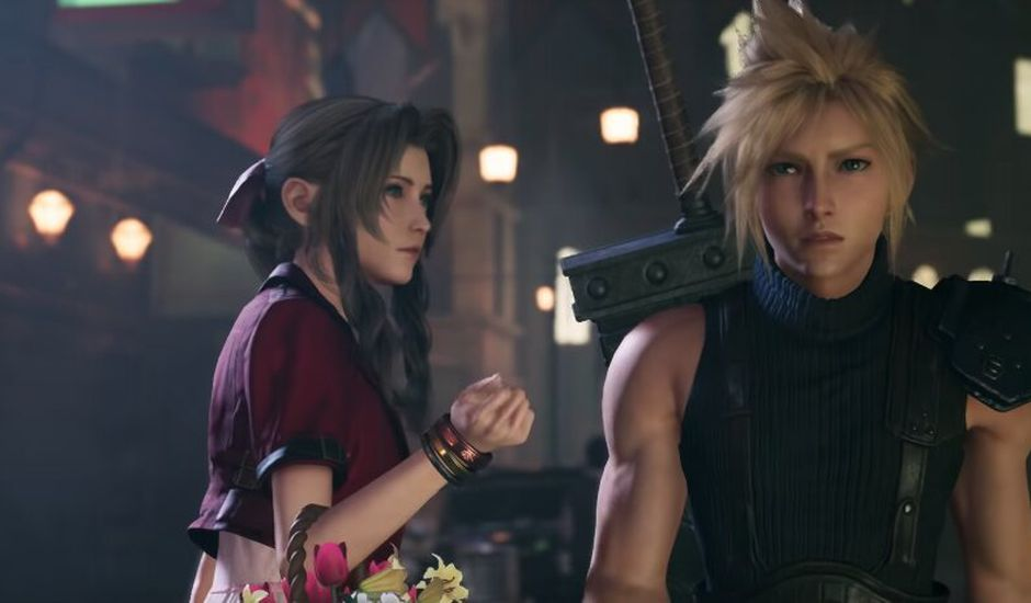 Trailer du remake de Final Fantasy VII