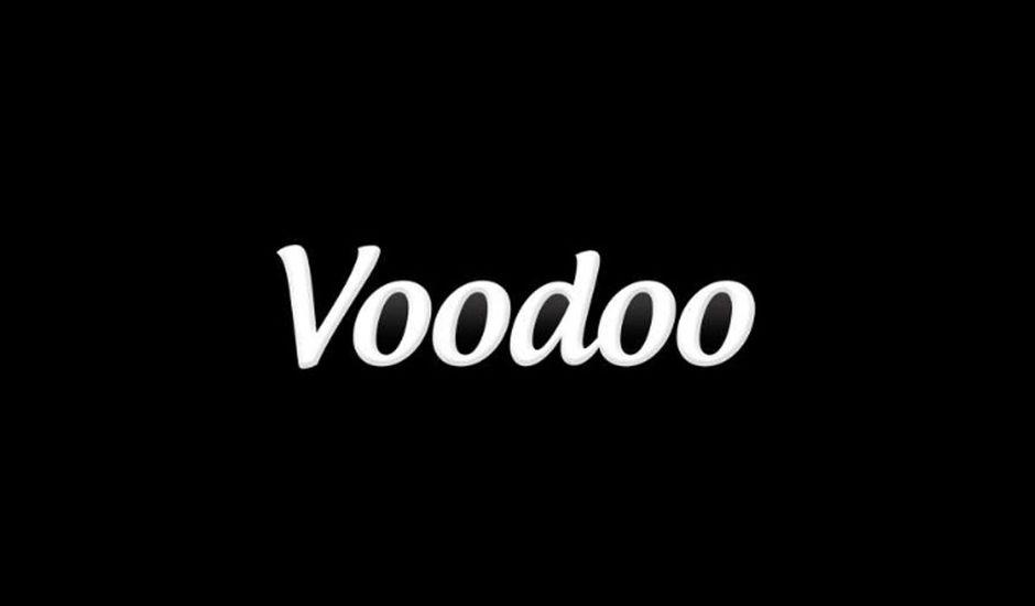 Le logo de Voodoo