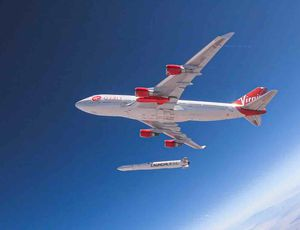 Aperçu de Virgin Orbit.