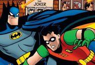 Batman & Robin Aventures comics Urban Comics