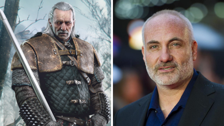 vesemir the witcher saison 2 acteur kim bodnia netflix