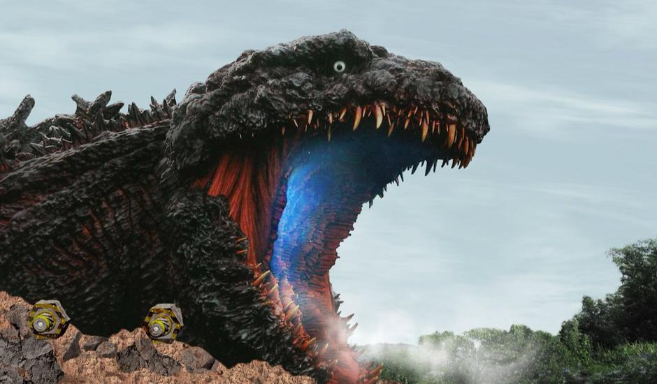 Un parc à thème Godzilla ouvrira ses portes prochainement au Japon