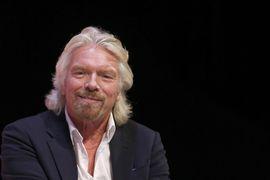 Richard Branson Virgin Hyperloop One