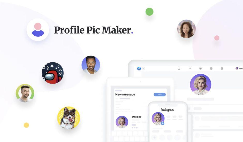 aperçu de l'outil Profil Pic Maker