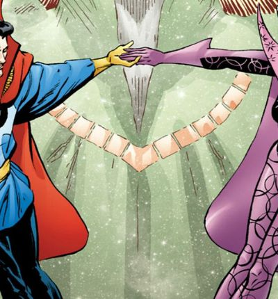 doctor strange in the multiverse of madness clea marvel