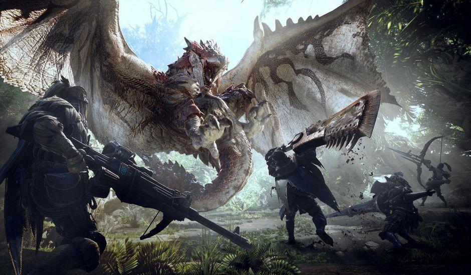 Le trailer du film Monster Hunter a fuité