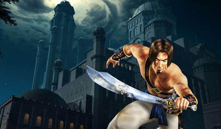 Image de promotion du jeu vidéo Prince of Persia : Les Sables du Temps