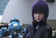 major cyborg Motoko Kusanagi dans l'anime Ghost in the Shell : SAC_2045 sur Netflix