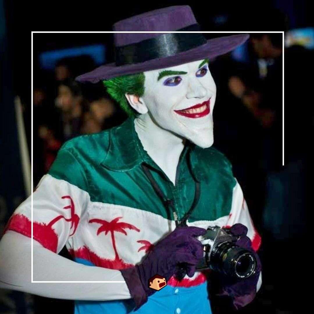 cosplay joker killing jokes