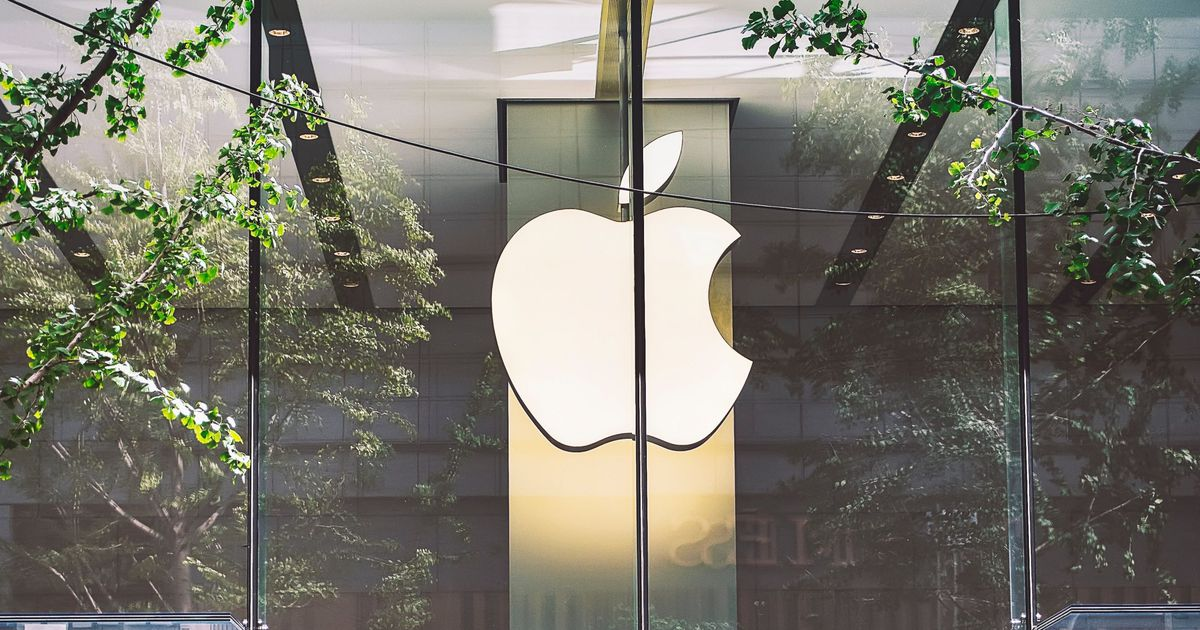 Une amende record de 1,1 milliard d'euros pour Apple en France