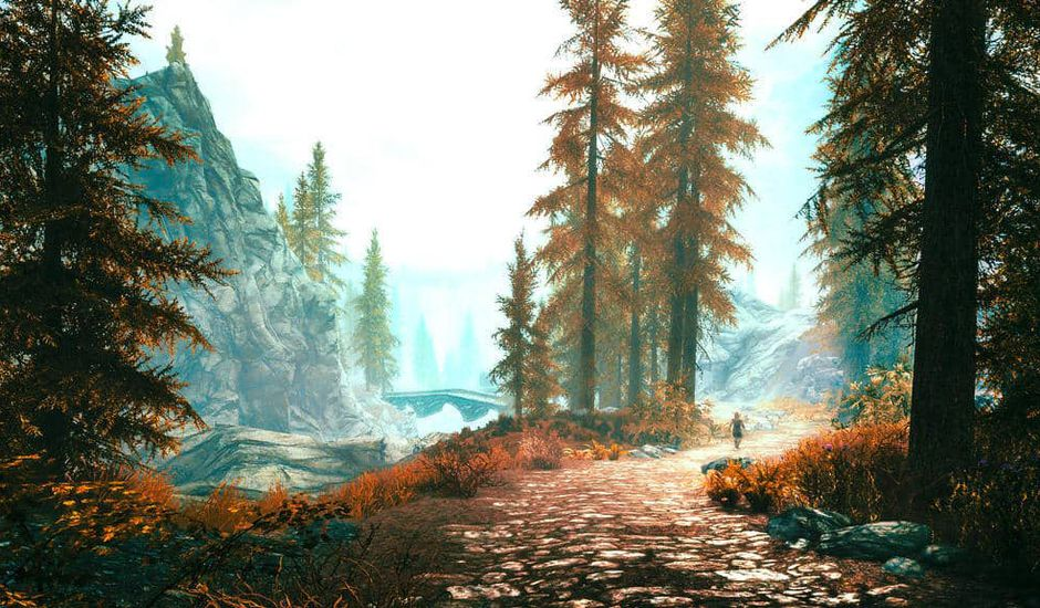 Artworks Skyrim