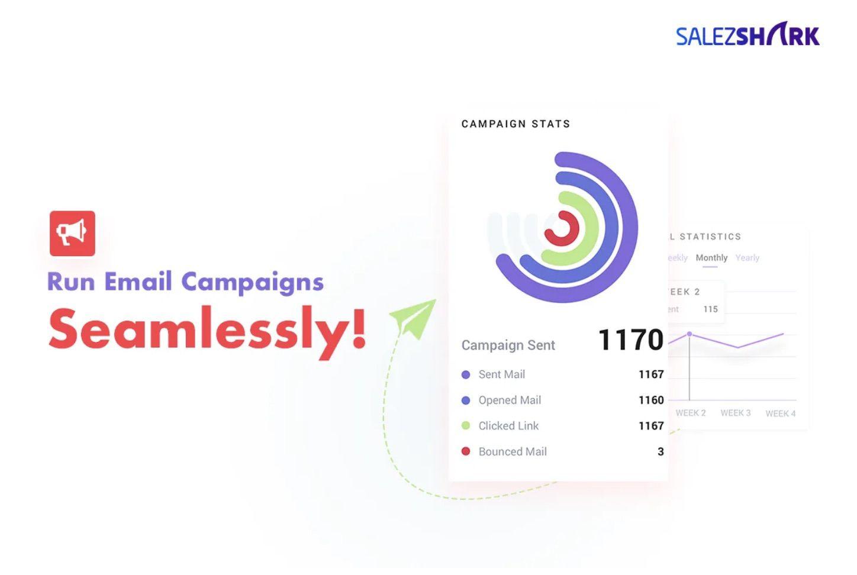statistiques ouverture mail SalezShark