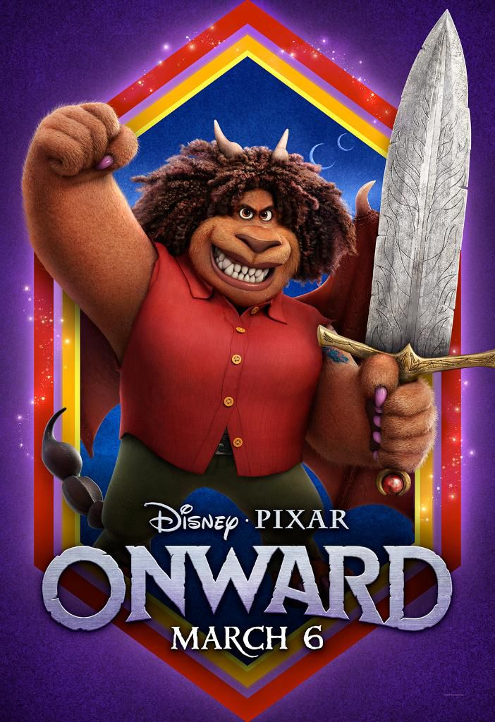 onward disney pixar mars 2020