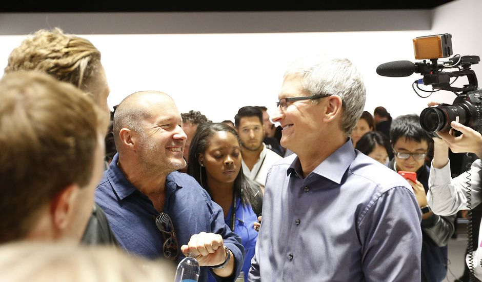 Jony Ive quitte officiellement Apple