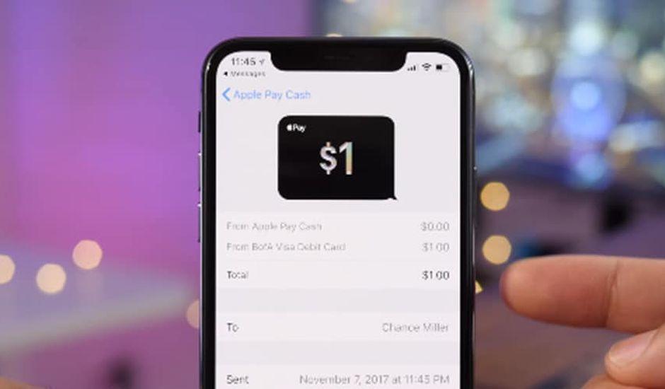 Apple Pay Cash arrive en Europe et en Amérique du Sud