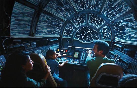 Star Wars : Galaxy's Edge
