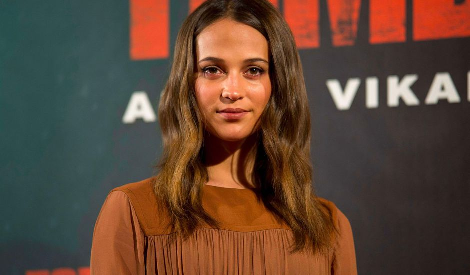 Alicia Vikander Dial M for Murder