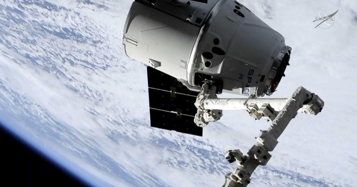 Adidas envoie des baskets vers l'ISS pour tester la qualité de ses semelles