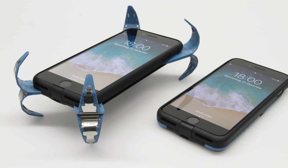 Coque iPhone airbag