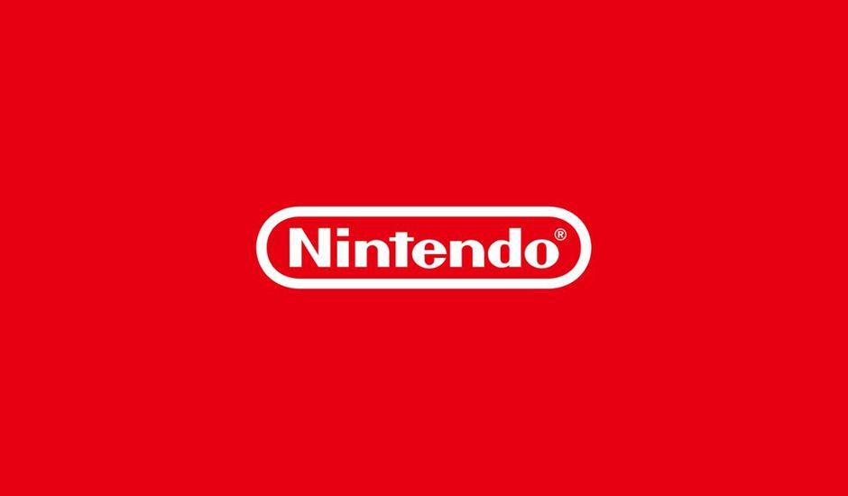 logo de Nintendo sur un fond rouge