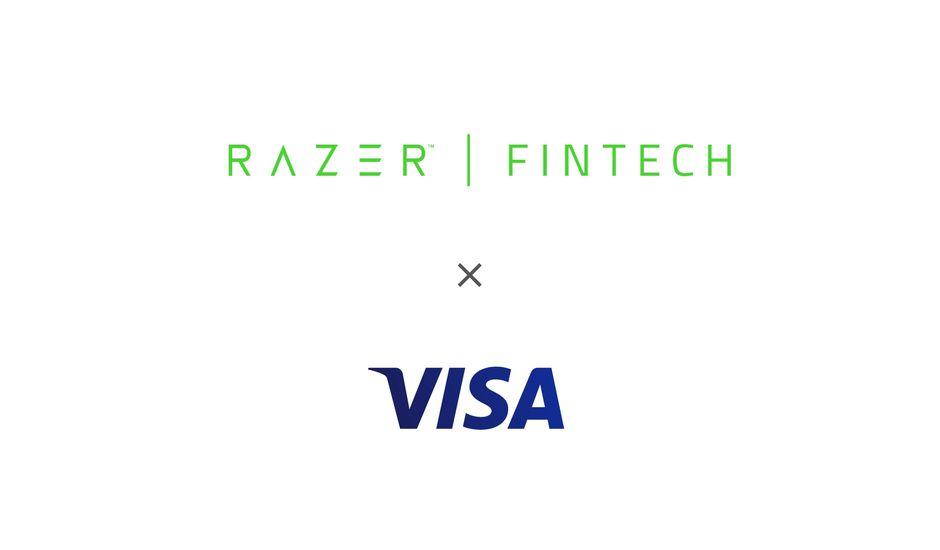 Visa et Razer collabore pour intégrer des cartes prépayées au service Pay de l'entreprise