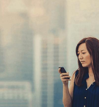 Créativité mobile