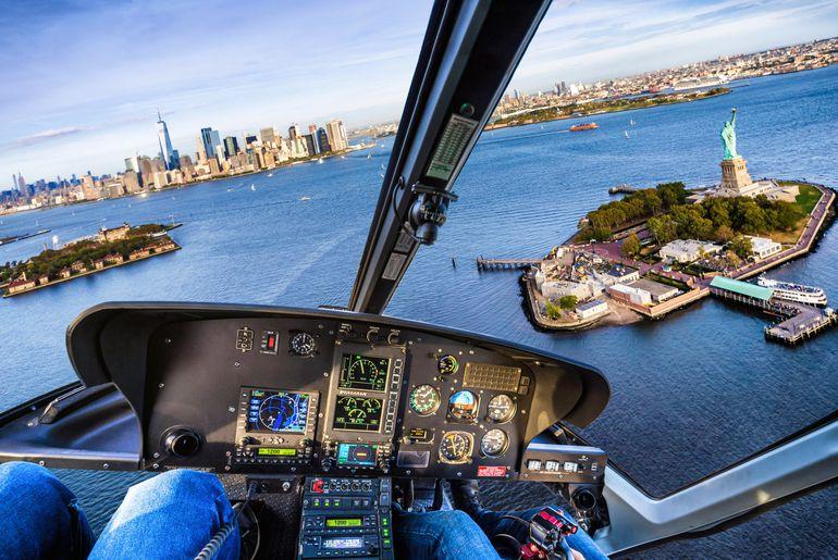 Uber va proposer une alternative en hélicoptère.
