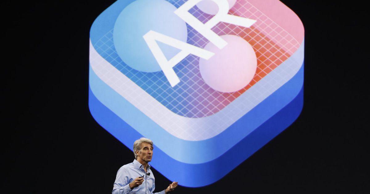 Réalité augmentée : le jour où Apple n'aura plus besoin du pouce de l'utilisateur