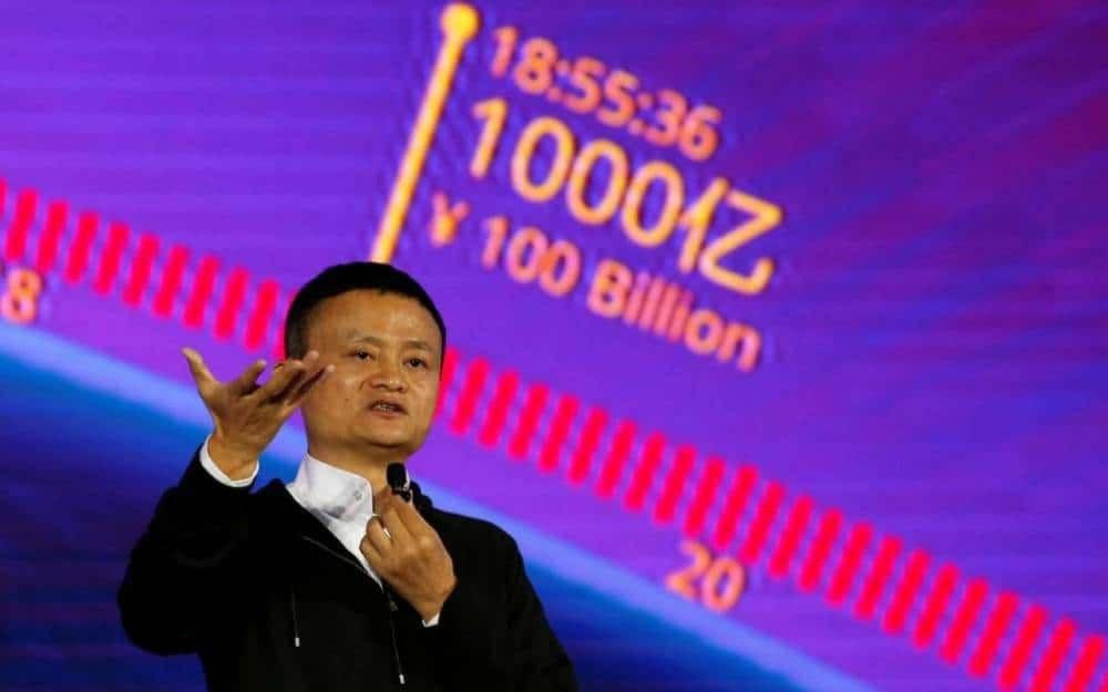 Alibaba patron