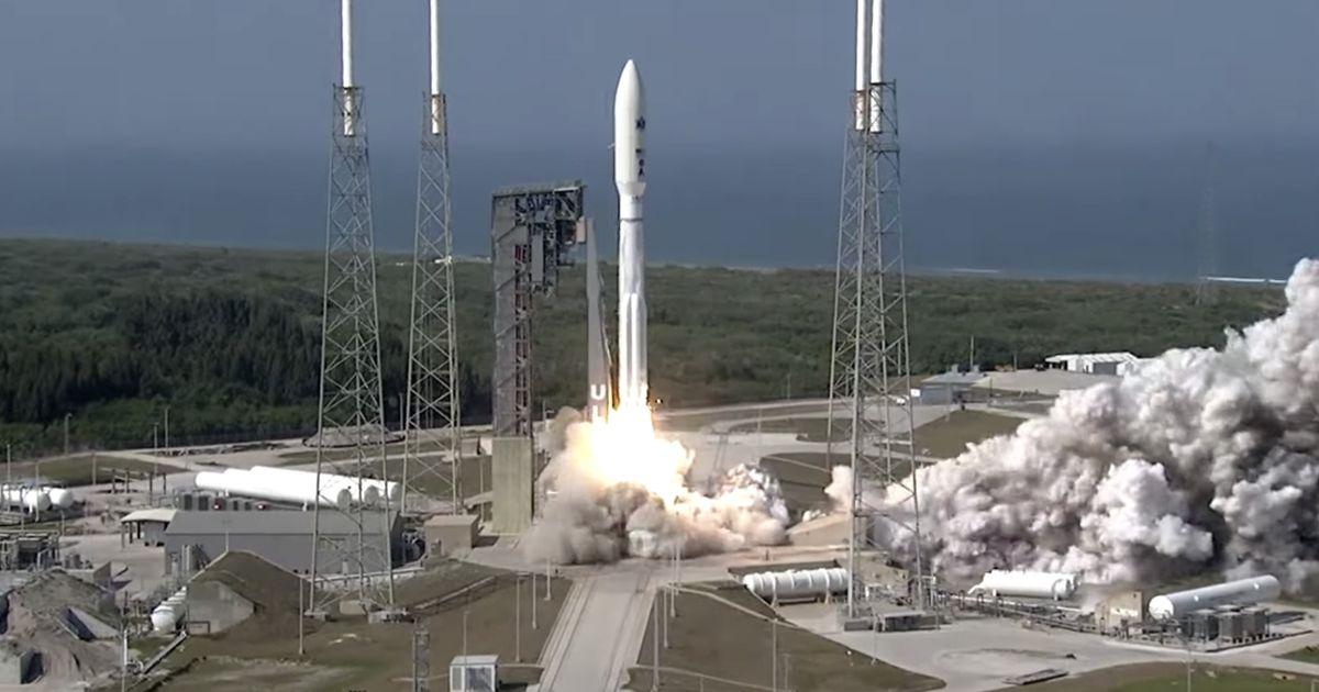 L'US Space Force vient d'envoyer son premier satellite en orbite