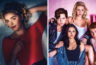 Sabrina et les personnages principaux de Riverdale