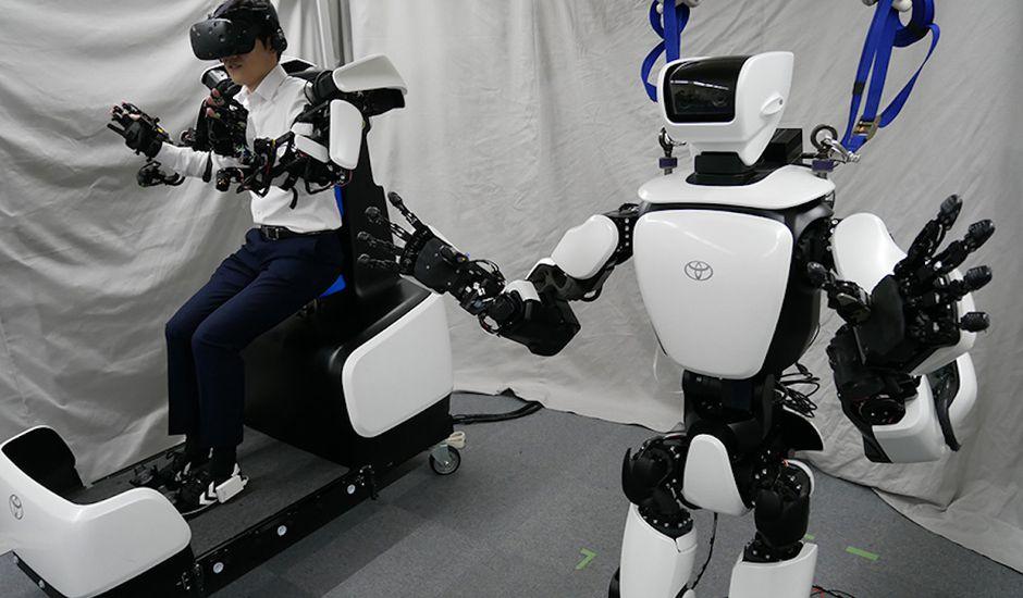 Robot de toyota