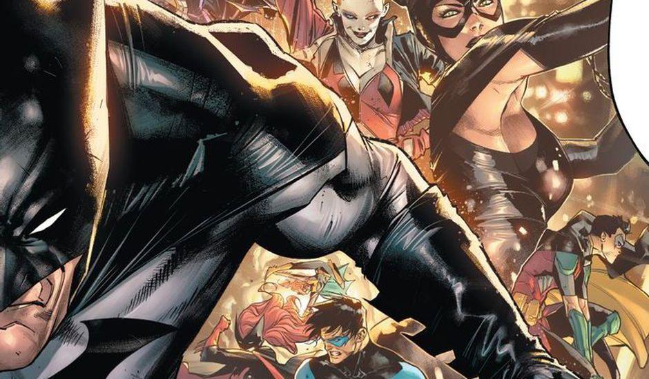 preview batman #100