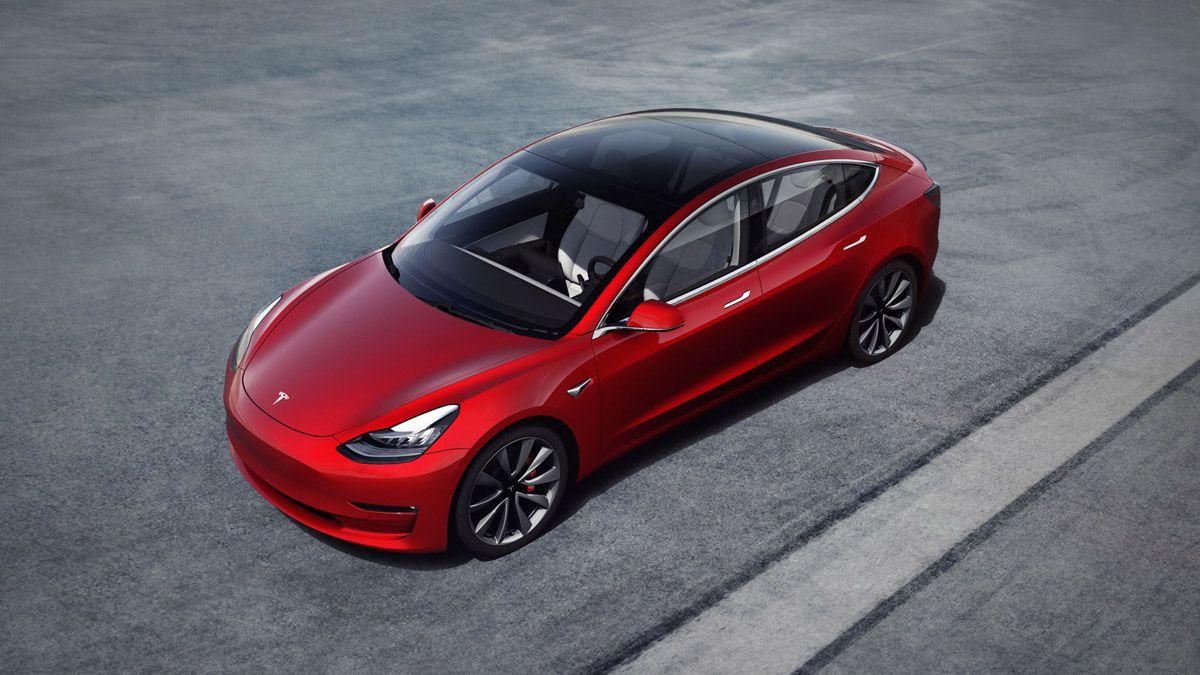 La Model 3 est la voiture électrique la plus vendue de chez Tesla pour le premier trimestre 2021.