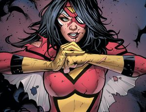 sony spider-woman