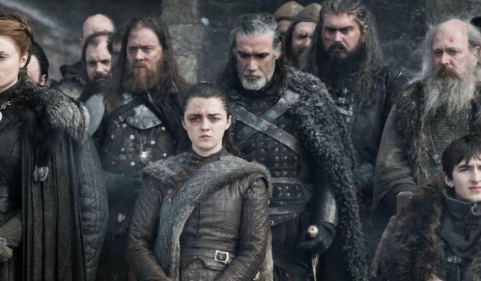 Personnages de Game of Thrones dans la saison 8