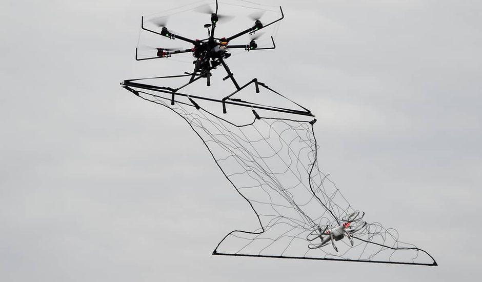 Drone Anti-Drones