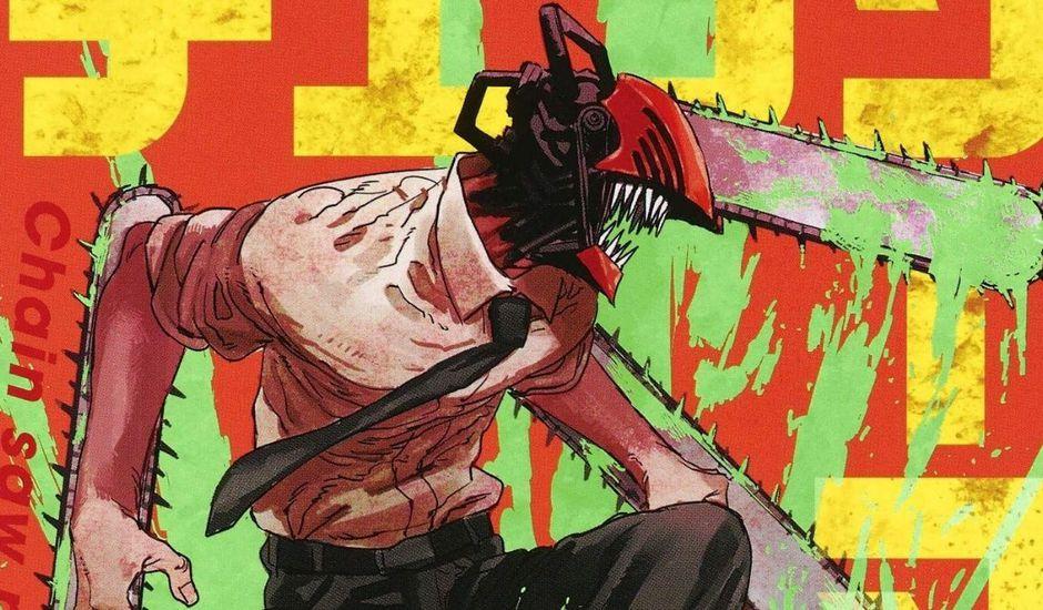 Couverture du premier tome de Chainsaw Man
