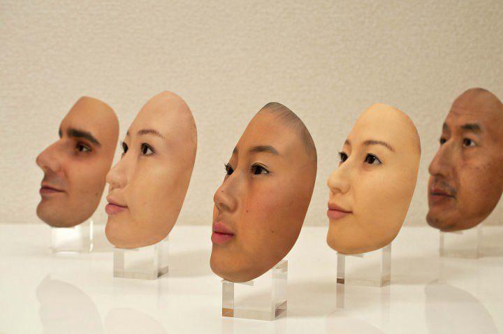 Ces masques ultra-réels sont utilisés par les entreprises de la tech pour améliorer la reconnaissance faciale