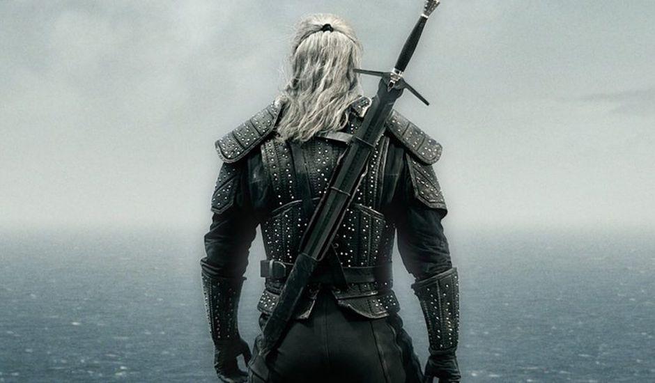 Affiche de la série The Witcher