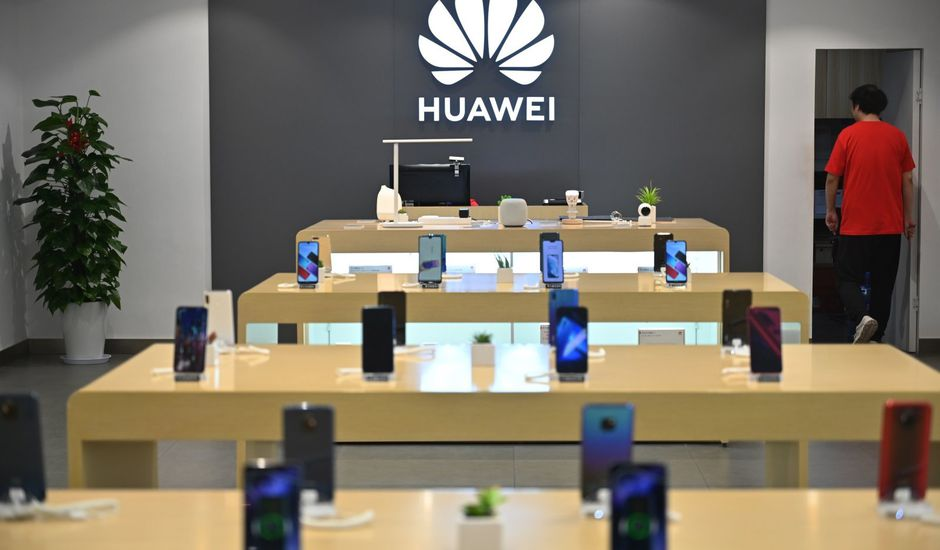 Huawei n'a plus de licence Android