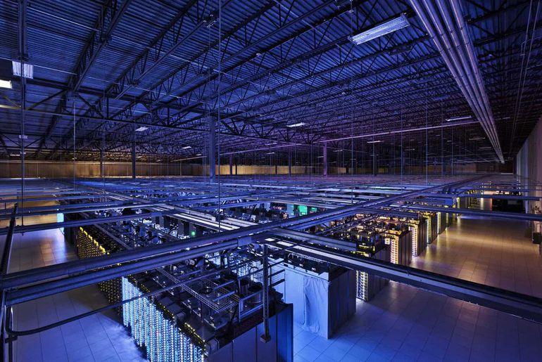Data Centers Google