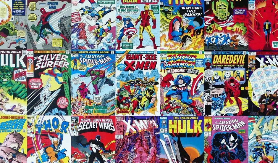 Sorties comics semaine du 13 mars