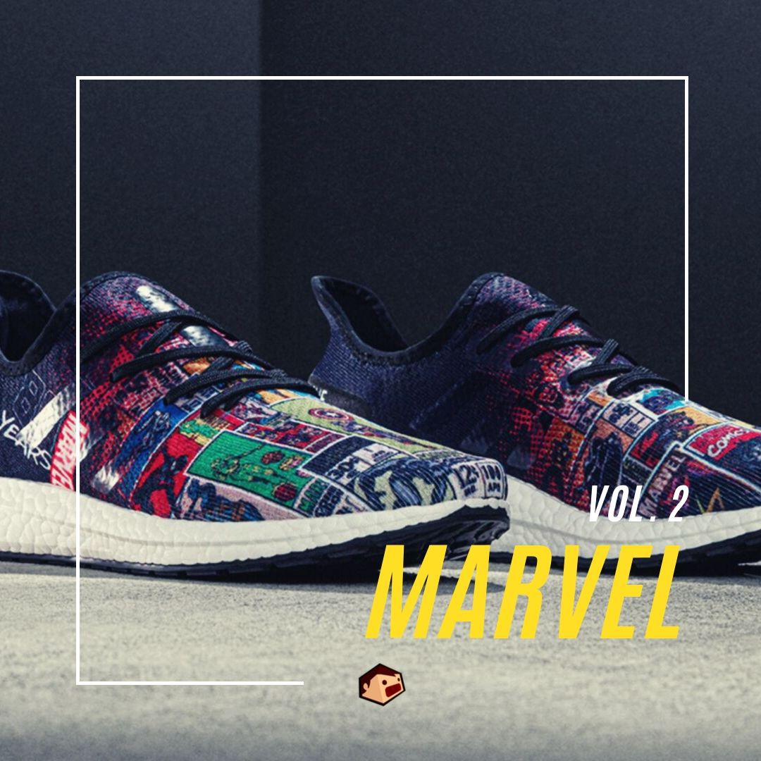 marvel adidas vol. 2