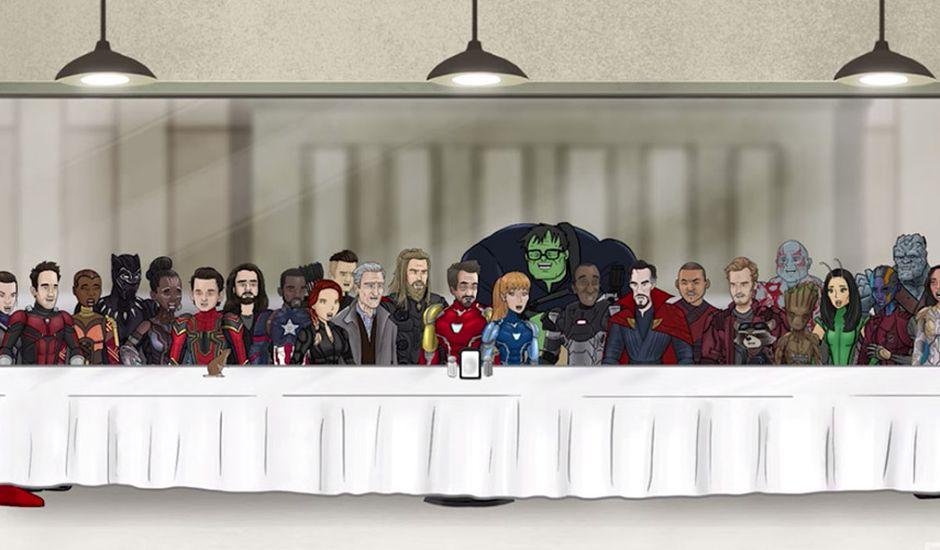 Comment le film Avengers : Endgame aurait du se finir
